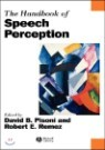 Handbook of Speech Perception