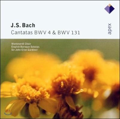 John Eliot Gardiner 바흐: 칸타타 (Bach: Cantatas BWV 4, BWV 131)