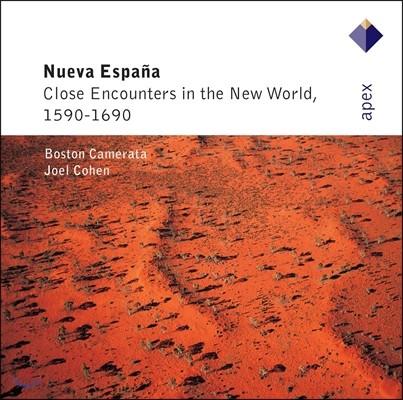 Joel Cohen 누에바 에스파냐 - 신세계에서의 만남 1590-1690 (Nueva Espana - Close Encounters in the New World)