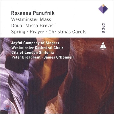 James O'Donnell 파누프니크: 웨스트민스터 미사, 드웨 미사곡, 크리스마스 캐롤 (Roxanna Panufnik: Westminster Mass, Douai Missa Brevis)