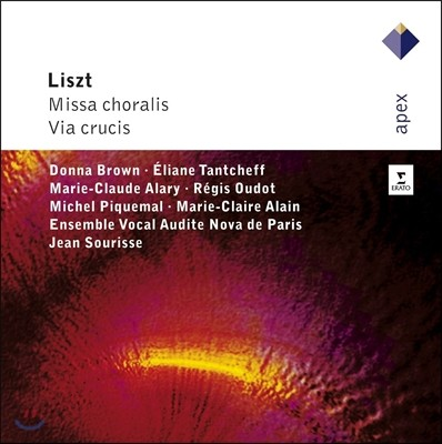 Jean Sourisse 리스트: 미사 코랄리스, 십자가의 길 (Liszt: Missa Coralis, Via Crucis)