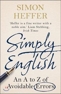 Simply English: An A to Z of Avoidable Errors