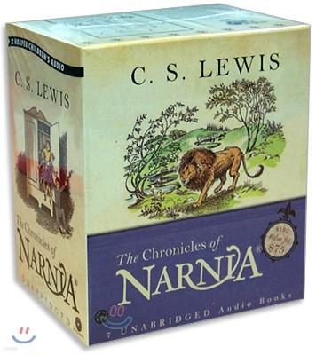 The Chronicles of Narnia : Audio CD Box Set