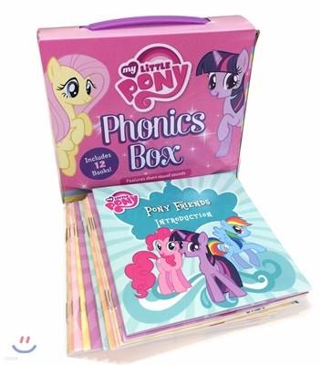 My Little Pony Phonics Box 마이 리틀 포니 파닉스 박스 세트