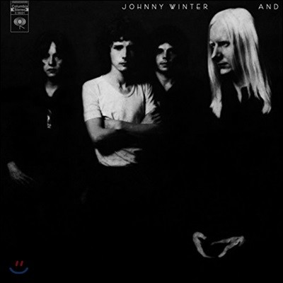 Johnny Winter (조니 윈터) - And [LP]
