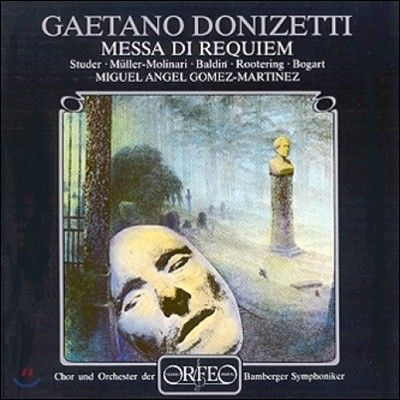 Miguel Angel Gomez-Martinez 도니제티: 레퀴엠 (Donizetti: Requiem)