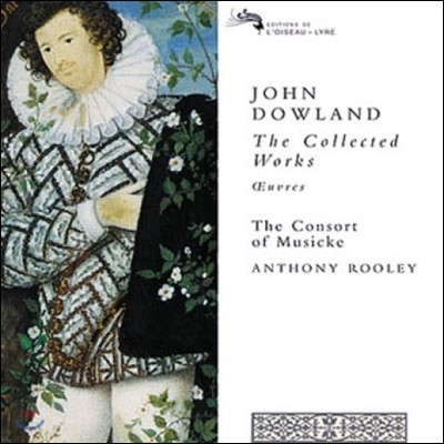 Anthony Rooley 다울랜드: 작품집 (Dowland: The Collected Works)