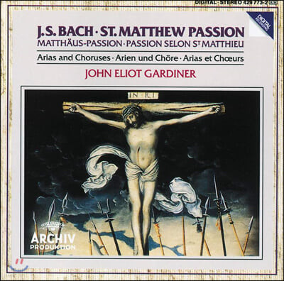 John Eliot Gardiner 바흐: 마태 수난곡 하이라이트 (Bach: St. Matthew Passion Highlights)