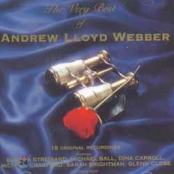 Andrew Lloyd Webber - The Very Best of Andrew Lloyd Webber