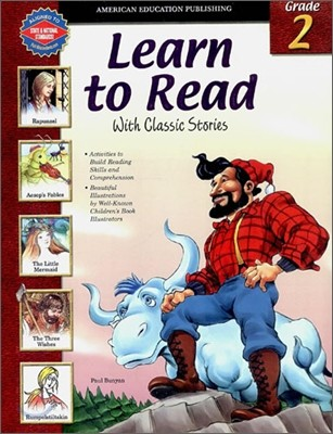 Learn To Read With Classic Stories : Grade 2