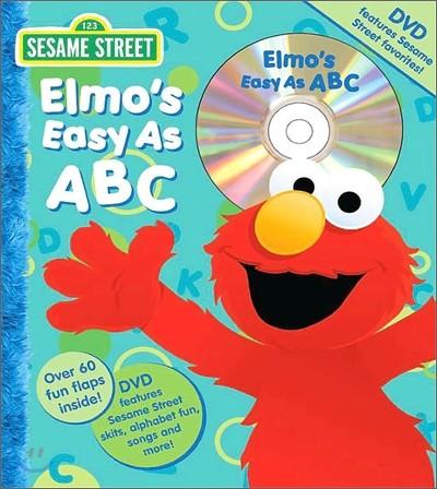 Sesame Street Elmo's Easy As ABC!