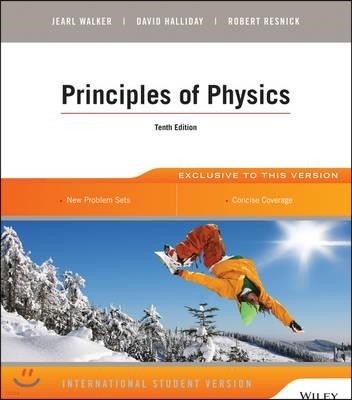Principles of Physics, 10/E