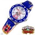 [파워레인저 다이노포스] L-343-4A NV 티라노킹 아동용 캐릭터 손목시계[본사정품]