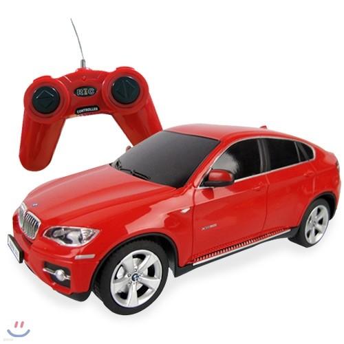[박스스크래치 RC카] 1:24 BMW X6
