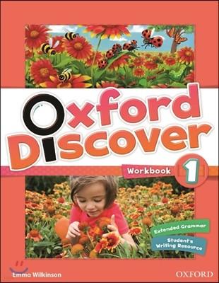 Oxford Discover 1: Workbook