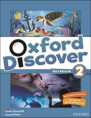 Oxford Discover 2: Workbook