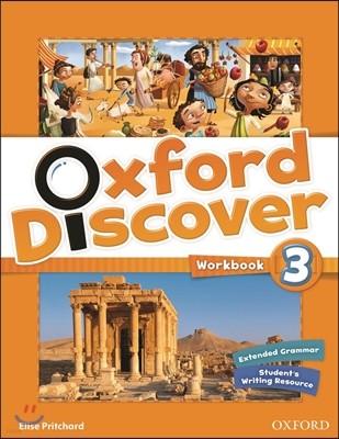 Oxford Discover 3: Workbook