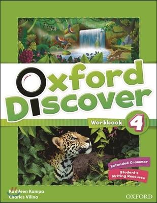 Oxford Discover 4: Workbook