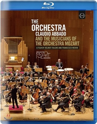 Claudio Abbado 다큐멘터리 '오케스트라 : 아바도와 오케스트라 모차르트' (The Orchestra: The Mozart Orchestra, Claudio Abbado) 블루레이