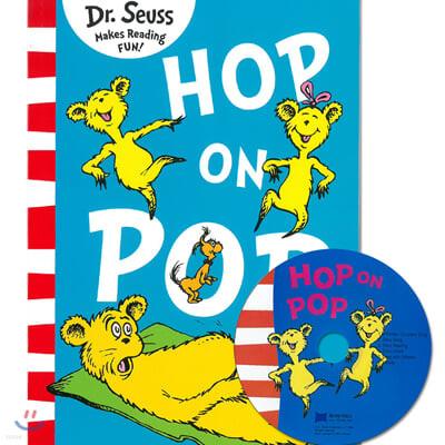 [노부영]Hop on Pop (Paperback & CD Set)