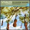 비발디: 사계, 바이올린 협주곡 (Vivaldi: Four Seasons, Violin Concertos) (일본반)(CD) - Fabio Biondi