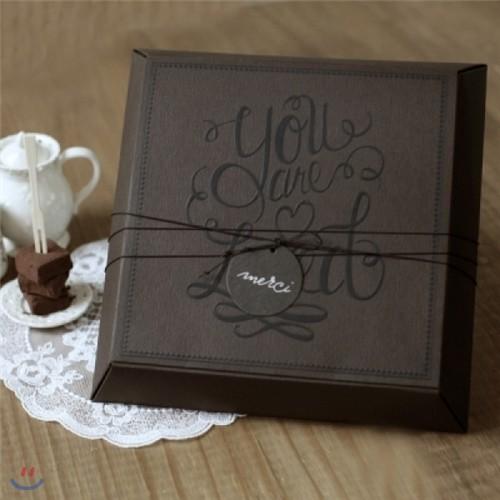 [DBD] 디비디 파베 초콜릿 박스 - Coco (25구)