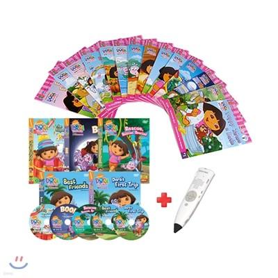 도라 리더스북 14종 세트(BOOK+CD)+세이펜 800S(16G)+DVD도라 1집 5종세트
