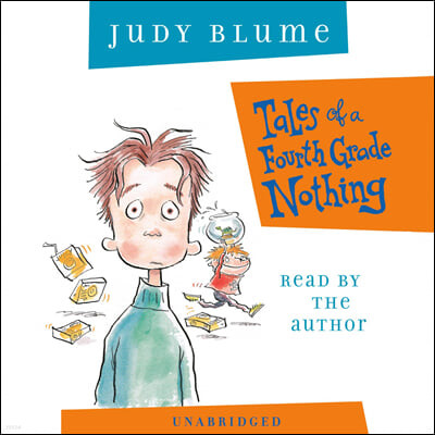 Tales of A Fourth Grade Nothing : Audio CD