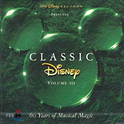 Classic Disney(클래식 디즈니) Vol.Ⅲ