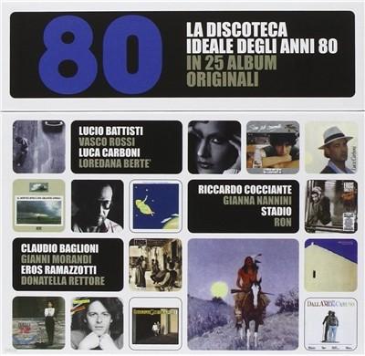 La Discoteca Ideale-Musica Italiana Anni 80