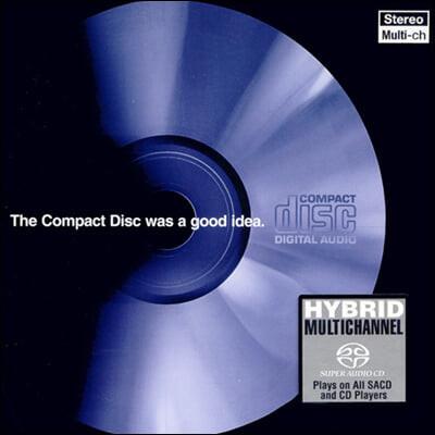 멀티채널 & 스테레오 데모 SACD (The SACD Stereo and Multi-channel Demonstration Disc)