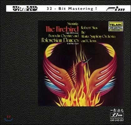 Robert Shaw 스트라빈스키: 발레음악 `불새` / 보로딘: 오페라 `이고르 공` 서곡 (Stravinsky: The Firebird / Borodin: Prince Igor)