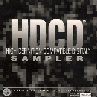 HDCD 샘플러 2집 (Reference Recordings HDCD Sampler 1)