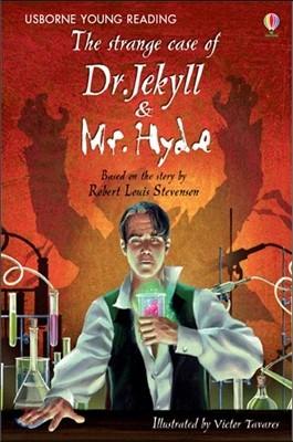 Usborne Young Reading 3-34 : Strange Case of Dr. Jekyll & Mr. Hyde