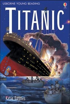 Usborne Young Reading 3-50 : Titanic