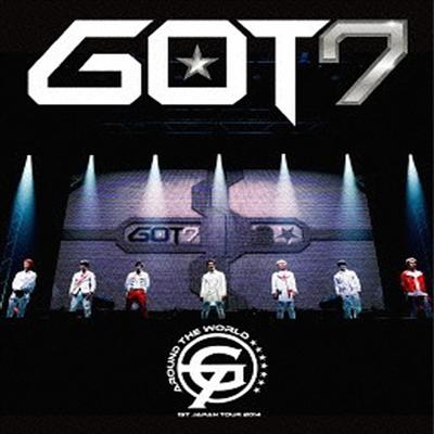 갓세븐 (GOT7) - 1st Japan Tour 2014 'Around The World' In Makuhari Messe(Blu-ray)(2015)