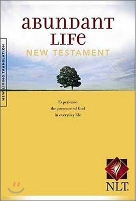Abundant Life New Testament-Nlt