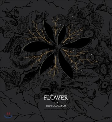 XIA(준수) 3집 - Flower