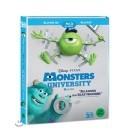 몬스터 대학교 2D+3D 콤보팩 (한정판 스틸북) : 블루레이