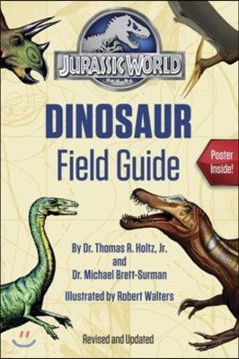 Jurassic World Dinosaur Field Guide