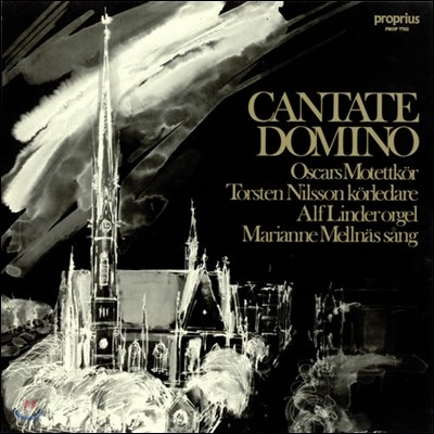 Torsten Nilsson 칸타테 도미노 (Cantate Domino) [LP]