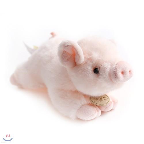 MIYONI 돼지인형-21cm
