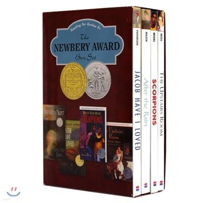 The NEWBERY AWARD box set (4 Books)