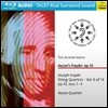 Auryn Quartet 아우린 사중주단 - 하이든: 현악 사중주 45-47번 '토스트' (Haydn: String Quartets Op.55 Nos.1-3 'Tost')