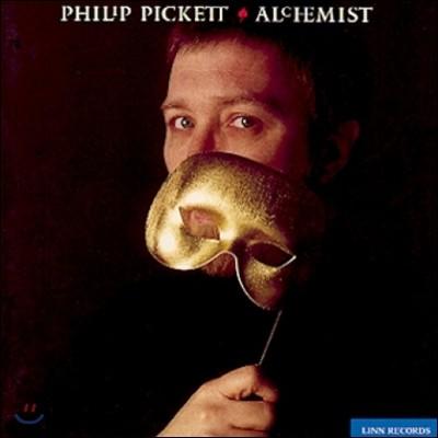 Philip Pickett 연금술사 - 피켓이 편곡한 12~16세기 음악 (Alchemist)