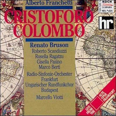 Renato Bruson 프란체티: 크리스토포로 콜롬보 (Franchetti: Cristoforo Colombo)