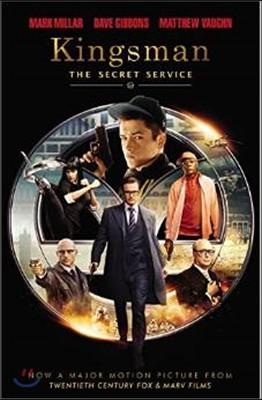 Kingsman : The Secret Service (Graphic Novel, Movie Tie In)