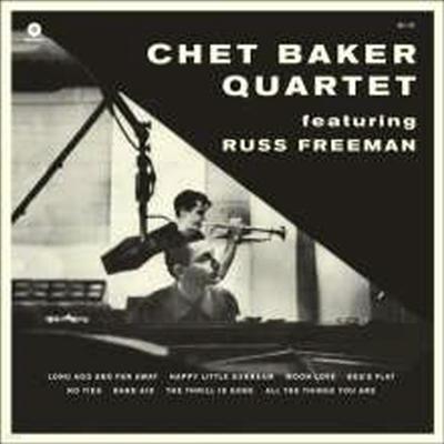 Chet Baker Quartet - Featuring Russ Freeman (Ltd. Ed)(Remastered)(180G)(LP)