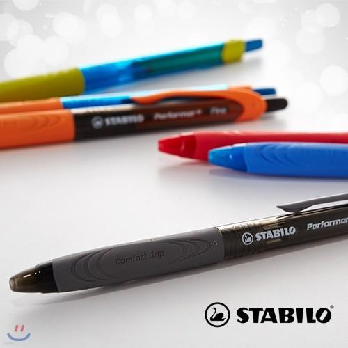 [STABILO] 스타빌로 퍼포머플러스 Performer+ 볼포인트 펜