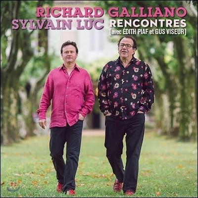 Richard Galliano & Sylvain Luc - La Vie en Rose